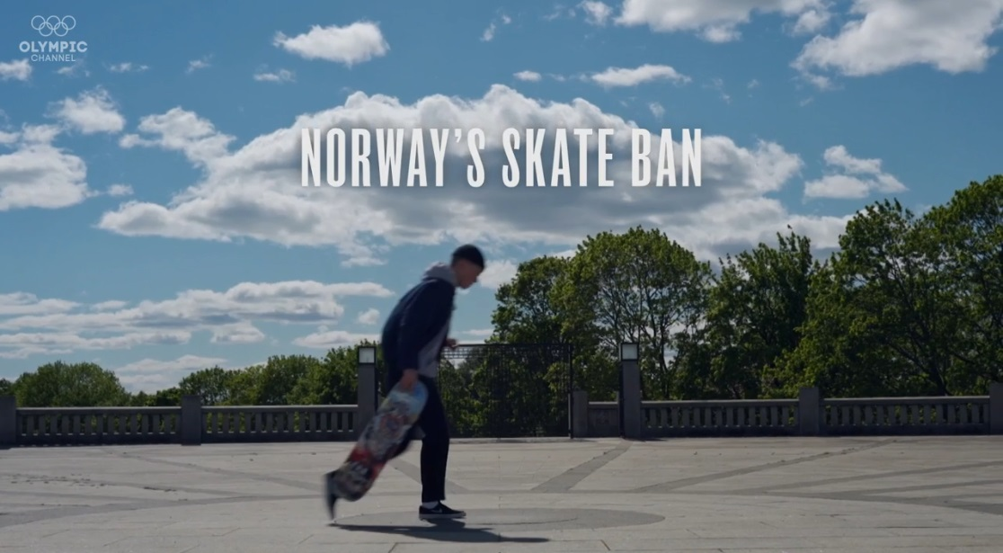 Husker du når skating var forbudt i Norge? på Brettstedet
